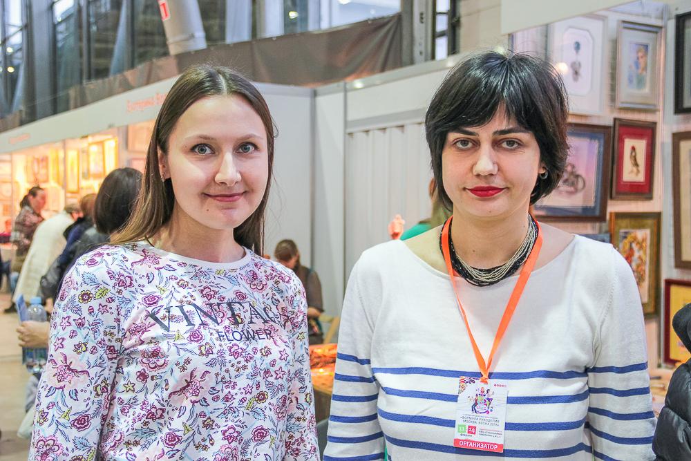 9 Светлана Гапонова и Яна Бебре